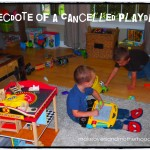 anecdote of a cancelled playdate