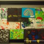 DIY Artwork Frame;  msalishacarlson.com/