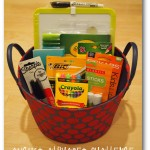 August Back-to-School Contest basket