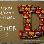 letter 'd'