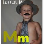 "letter 'm"""