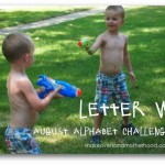 letter 'w'