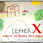 letter 'x'