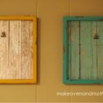 DIY Individual Art Frames;  msalishacarlson.com/
