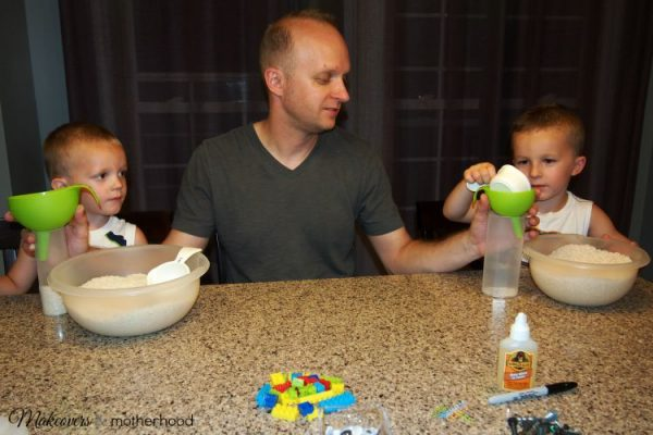 I Spy Jars -- Brad & boys; www.makeoversandmotherhood.com