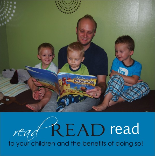 read, read, read;  www.makeoversandmotherhood.com