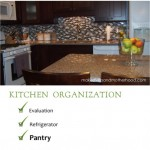 kitchen organization: pantry