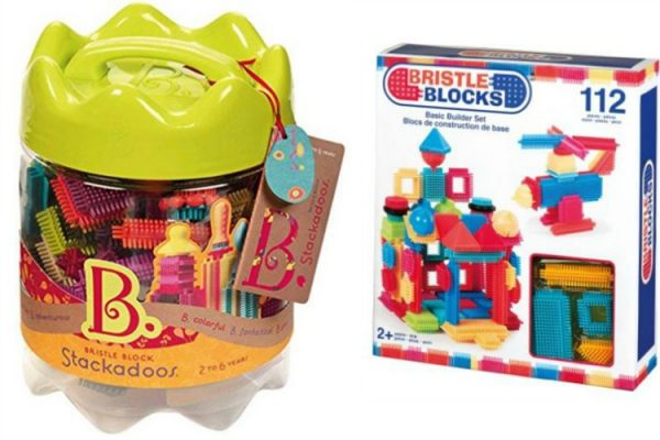 Bristle Blocks; www.makeoversandmotherhood.com