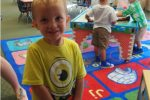 a family full of thankfulness: preschool