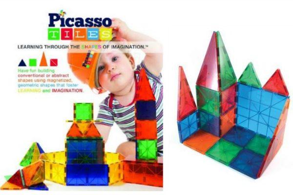 Picasso Tiles; www.makeoversandmotherhood.com