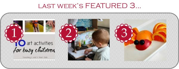 Welcome Party Wednesday week #9featured posts;  www.makeoversandmotherhood.com