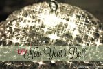 DIY New Year's Ball