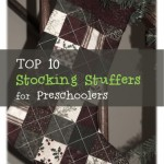 top 10 stocking stuffers for preschoolers