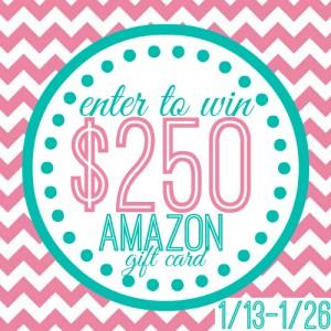 Enter to win a $250 Gift Card to Amazon.com!; www.makeoversandmotherhood.com