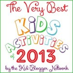 kid blogger network's best of 2013 blog hop