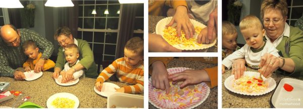 Cork pizza;  www.makeoversandmotherhood.com