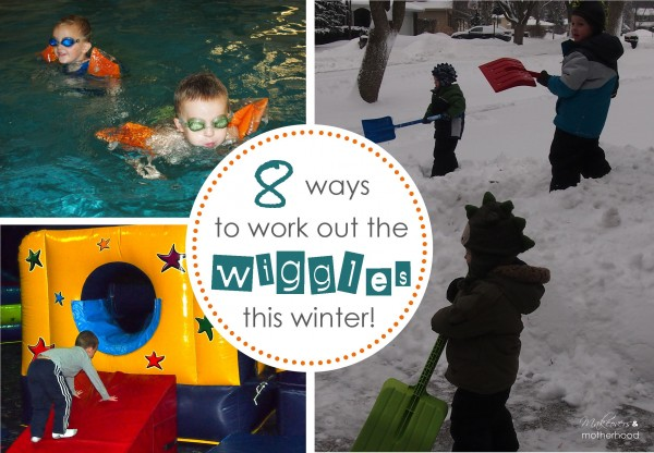 Work Out the Wiggles;  www.makeoversandmotherhood.com
