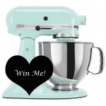 KitchenAid Mixer Mother's Day Giveaway!