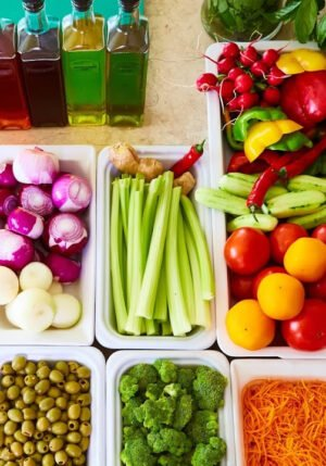 Healthy Salad Toppings