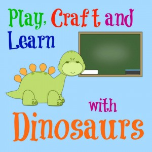 Play, Craft & Learn with Dinosaurs
