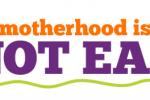 """""""Motherhood is Snot Easy"""" iPad Mini giveaway!"""