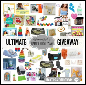 All Things Baby Ultimate Giveaway
