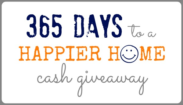 365 Days to a Happier Home