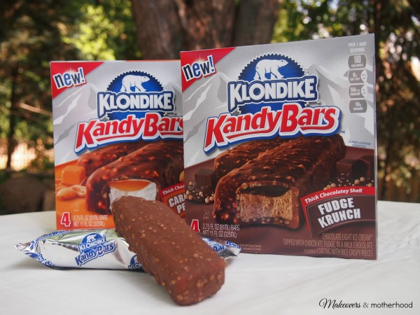 Klondike KandyBars;  www.makeoversandmotherhood.com