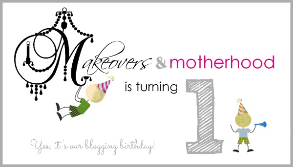 Makeovers & Motherhood's TOP 12 in our first 12