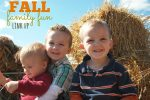 Fall Family Fun Link Up