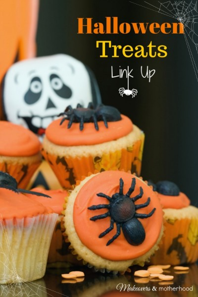 Halloween Treats Link Up; www.makeoversandmotherhood.com