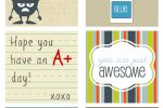 Smarty Pants Lunchbox Love Notes