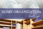 Home Organization Link Up