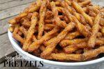 Spicy Jalapeño Pretzels