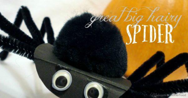 Spider Craft -- FB