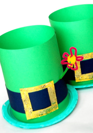 St Patrick's Day Kids Crafts & Activities