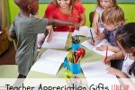 Teacher Appreciation Gift Ideas Link Up
