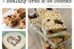 7 Healthy Grab & Go Snacks