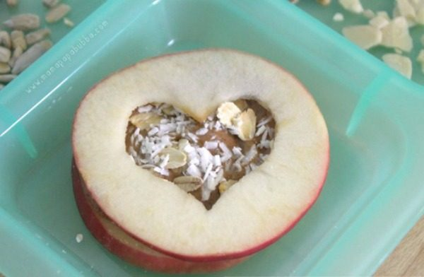 Apple Sandwiches -- cropped