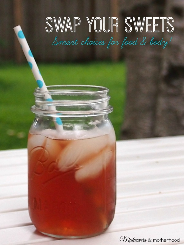 Pomegranate Splenda Spritzer; www.makeoversandmotherhood.com
