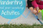 20+ Handwriting Activities
