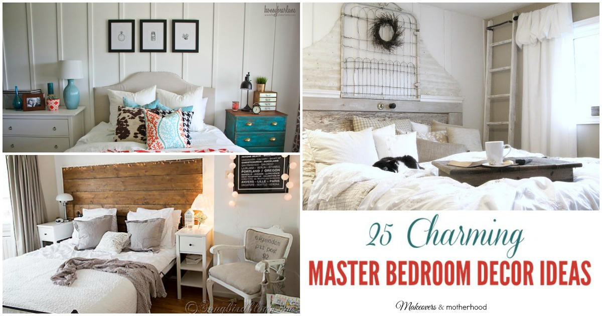 25 Charming Master Bedroom Decor Ideas - Makeovers and Motherhood on turquoise bedroom accents, bedroom wall painting ideas, turquoise bedroom decor, turquoise bedroom design, turquoise bedroom themes, turquoise bedroom accessories, turquoise bedroom walls, turquoise bedroom style, turquoise teen bedroom ideas, turquoise master bedroom, turquoise bedroom furniture, turquoise bedroom wallpaper, purple themed bedroom ideas, turquoise and orange party, turquoise girls bedroom ideas, grey bedroom color scheme ideas, turquoise horse bedroom, turquoise furniture ideas, turquoise white and gray bedroom, turquoise and brown bedroom ideas,