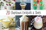 20 Christmas Cocktails & Shots