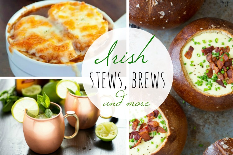 Irish Stews Brews & more; www..makeoversandmotherhood.com