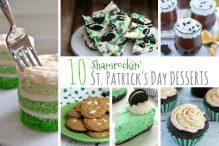 10 Shamrockin' St. Patrick's Day Desserts