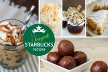 Copycat Starbucks Recipes