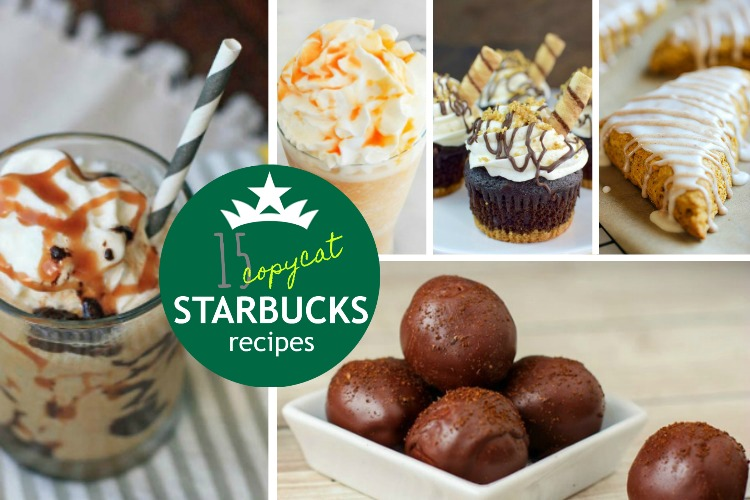 Starbucks copycat recipes; www.makeoversandmotherhood.com