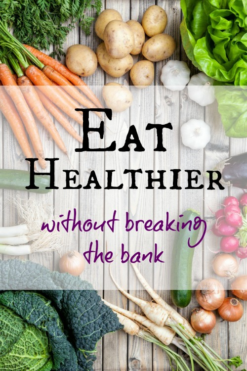 5 Tips to Eat Healthier without breaking the bank; msalishacarlson.com/