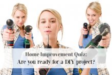 Home Improvement Quiz: Are You Ready for a DIY Project?