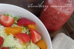Homemade Strawberry Vinaigrette